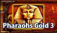 Казино 777 Вулкан - игровой автомат Pharaohs Gold 3 онлайн